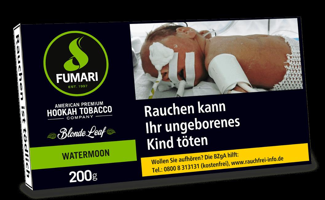 Fumari Tabak Watermoon 200g