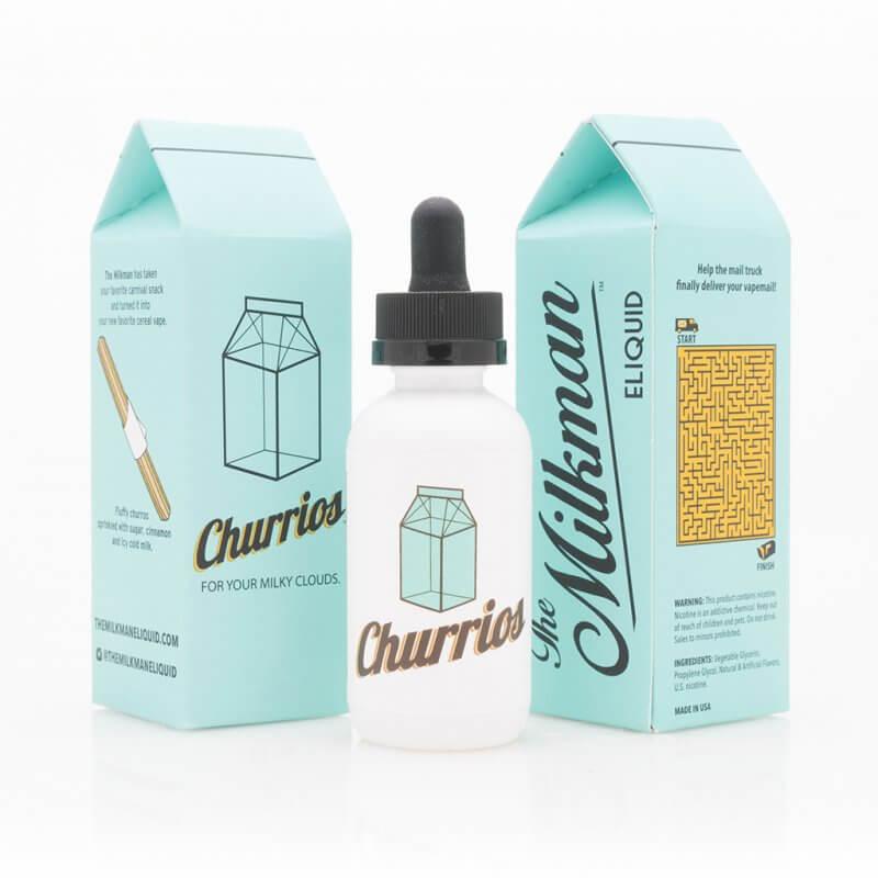 The Milkman - Churrios 50ml - 0 mg/ml