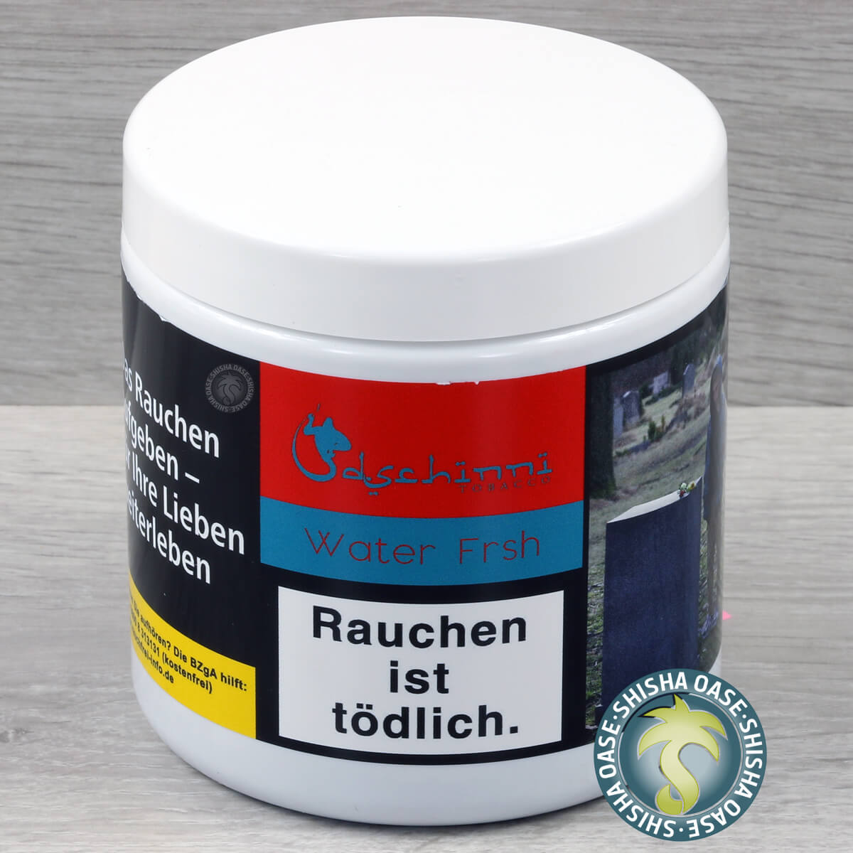 Dschinni Tobacco - Water Frsh 200g