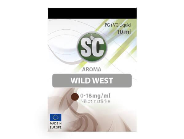 Wild West Tabakaroma Liquid (10ml) 0 mg/ml