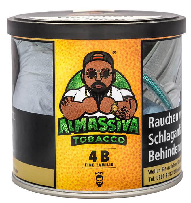 Al Massiva Tabak 4b Eine Familie 200g