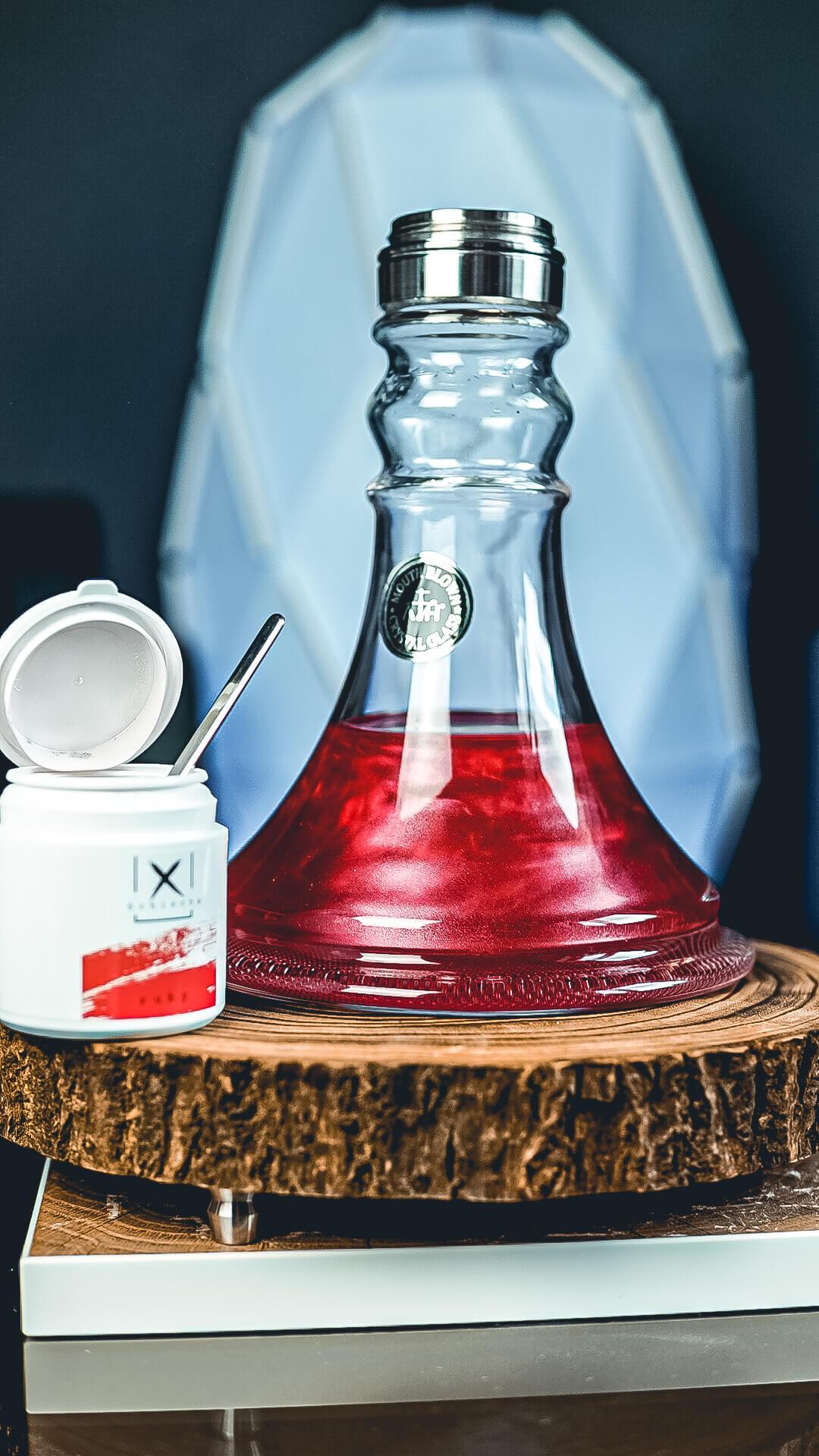 Xschischa Sparkles 50g | Red Sparkle