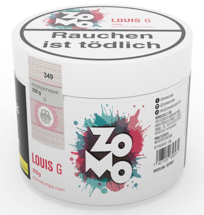 Zomo Tabak Louis G 200g