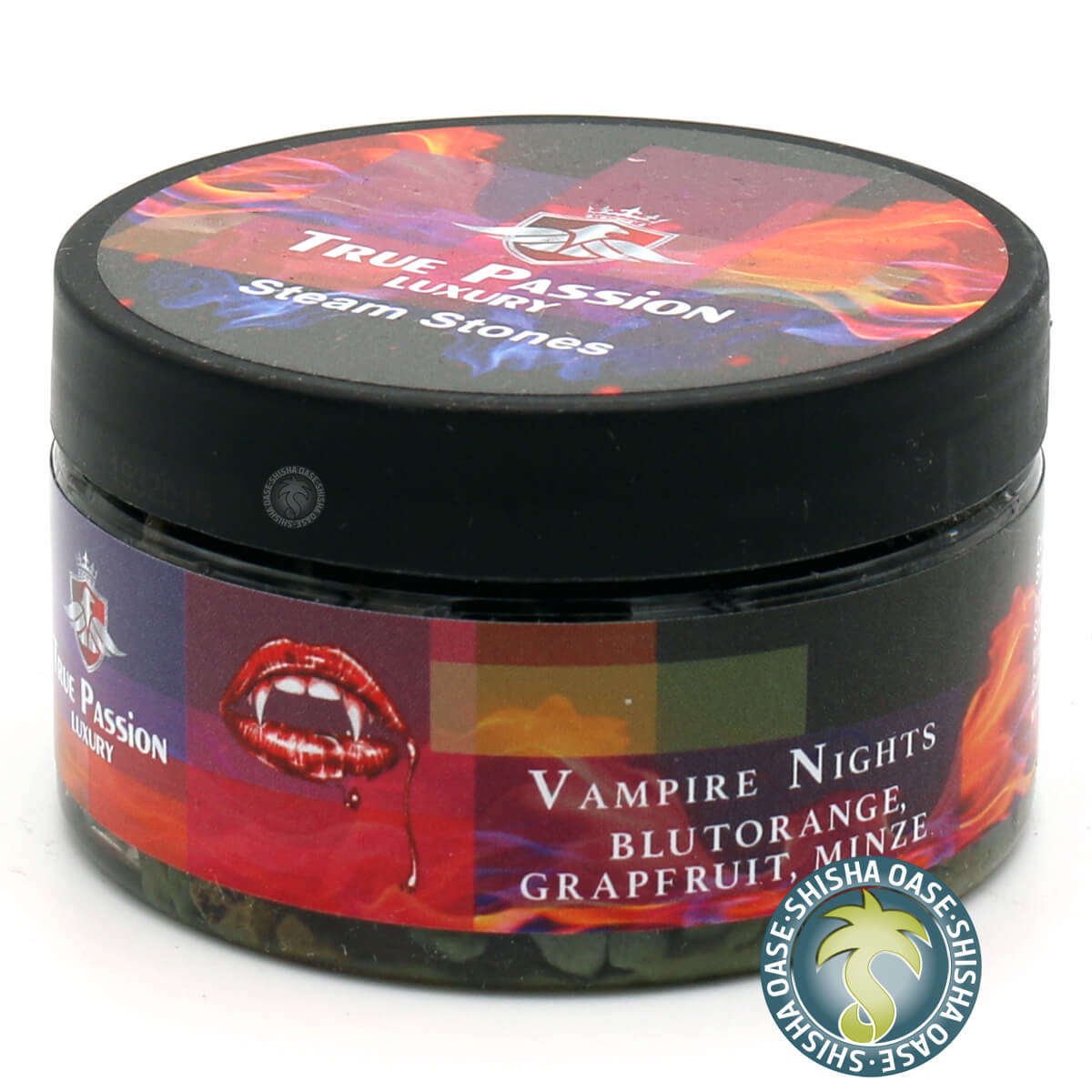 True Passion Dampfsteine 120g | Vampire Nights