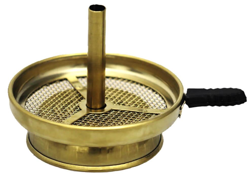 Kaminaufsatz Gold