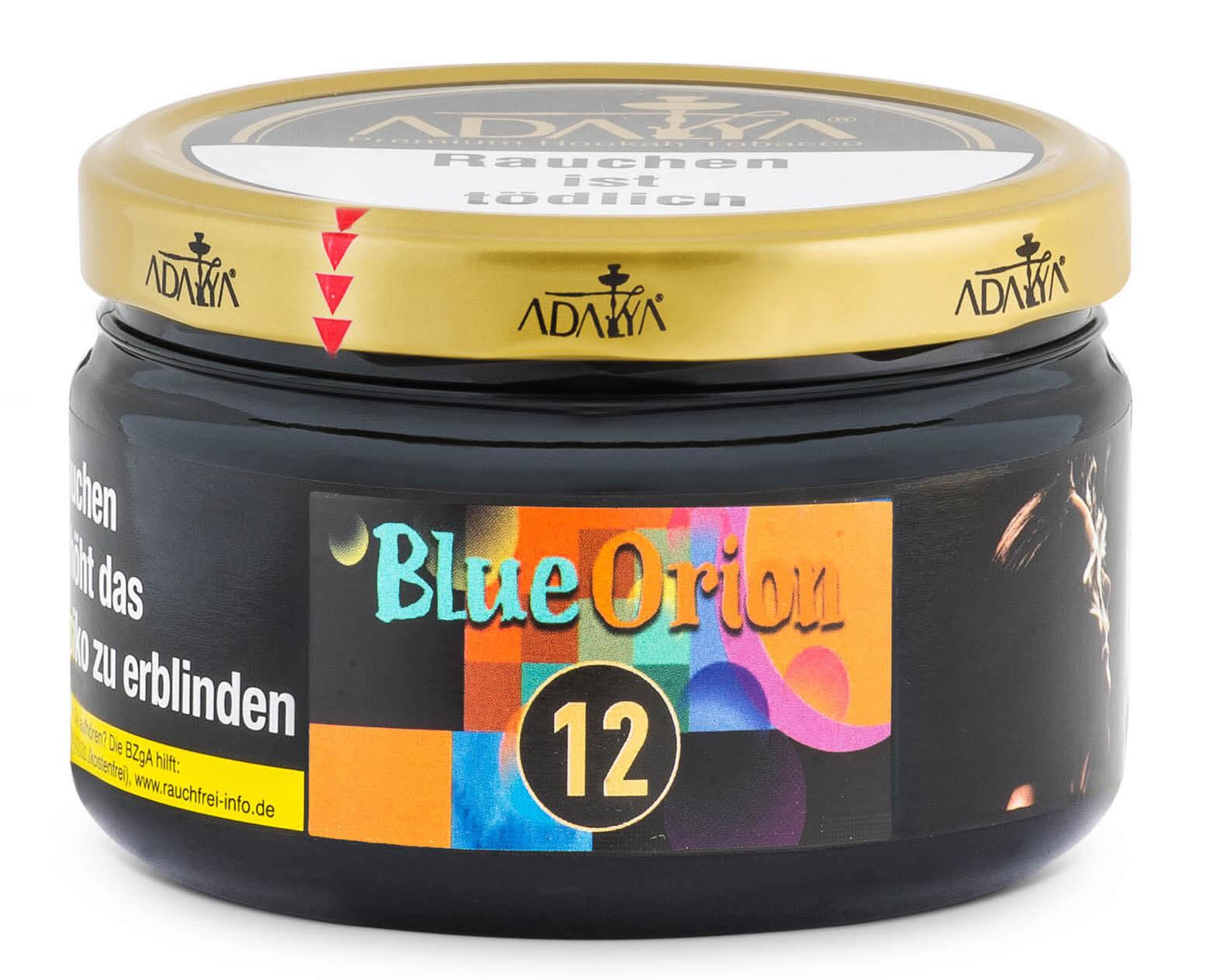 Adalya Tabak Blue Orion #12 200g