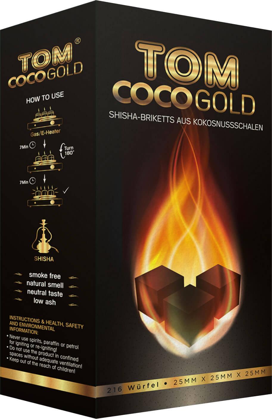 TOM Cococha - Gold - 3kg