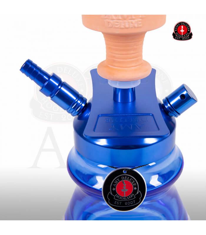 Amy Deluxe Alu Sphere Bag (RS Blau / Farbe Blau)