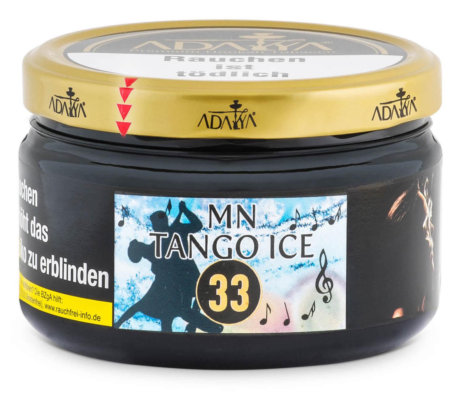 Adalya Tabak Mn Tango Ice #33 200g