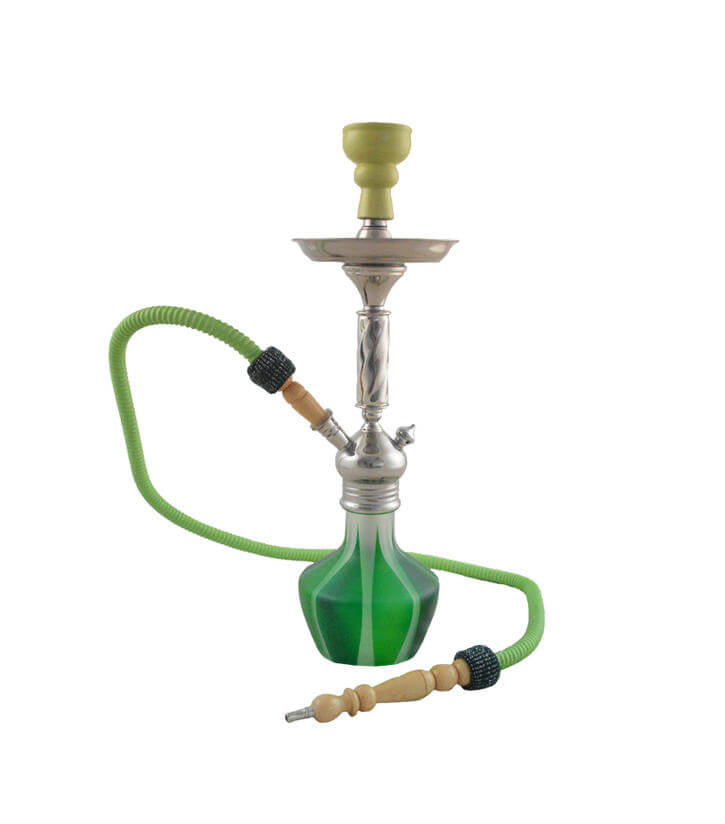 Aladin Shisha Mogadishu ca. 53cm (grün)