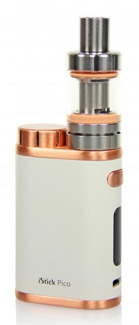 SC iStick Pico E-Zigaretten Set - Weiß-Bronze
