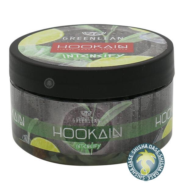 Hookain Dampfsteine 100g | Green Lean