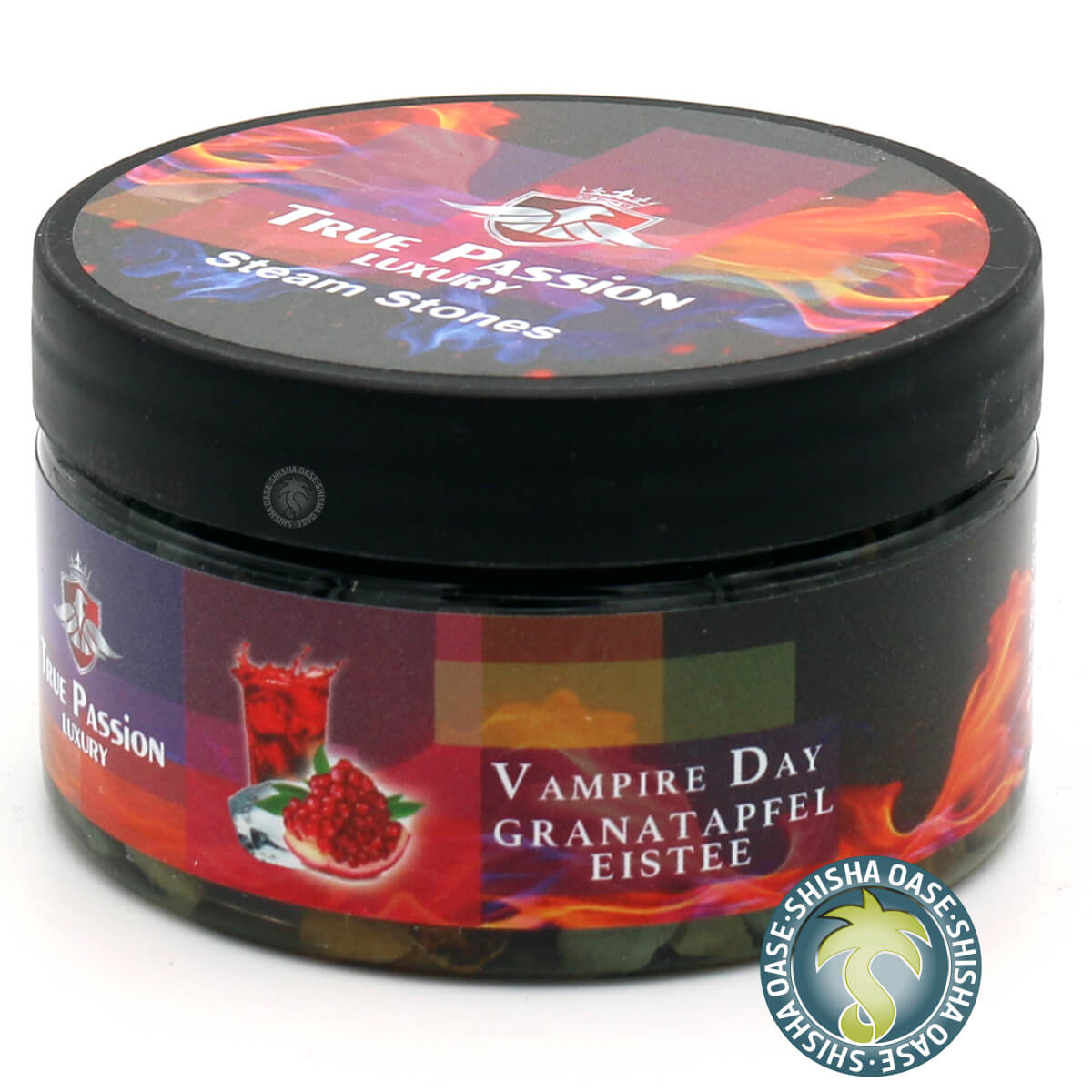 True Passion Dampfsteine 120g | Vampire Day's