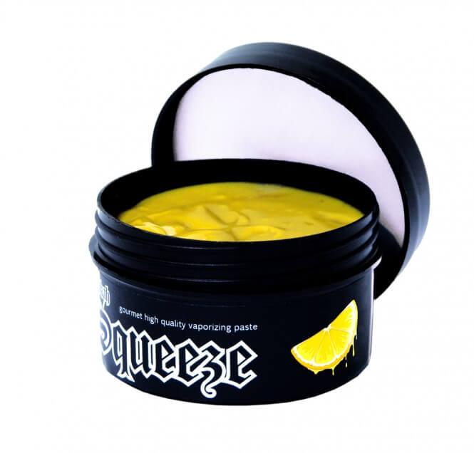 hookahSqueeze - Lemon - 50g