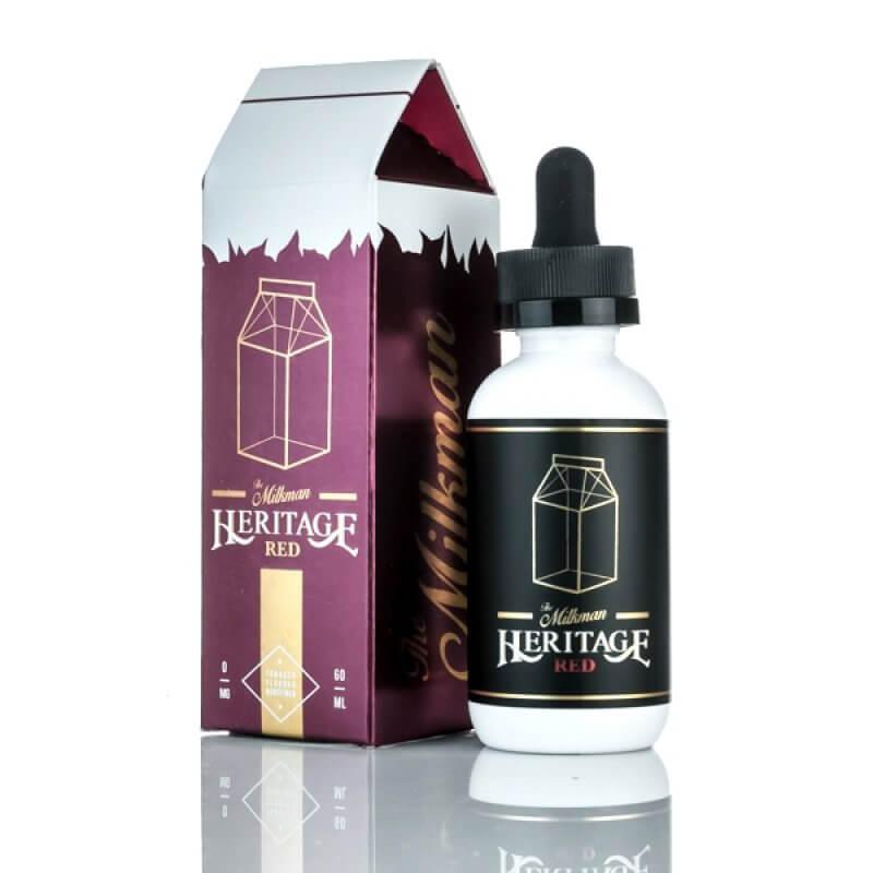 The Milkman - Heritage Red 50 ml - 0 mg/ml