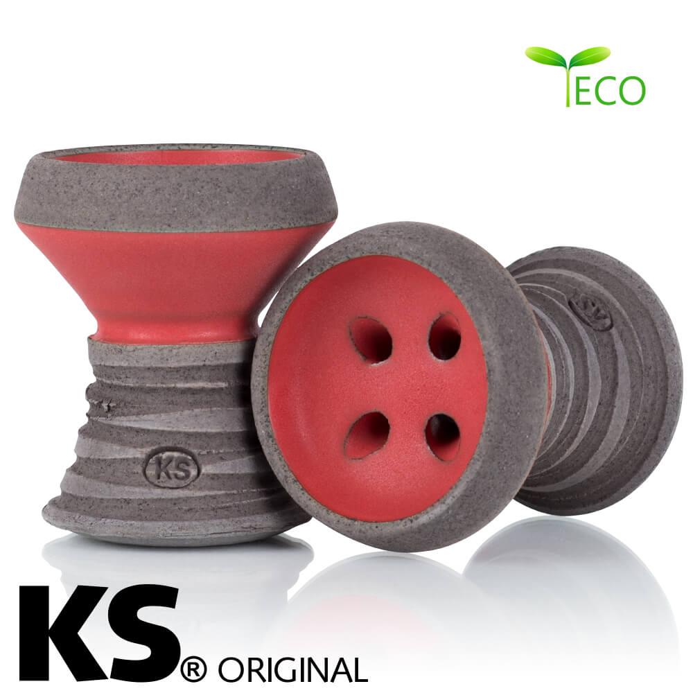 KS APPO Eco Steinkopf   Red