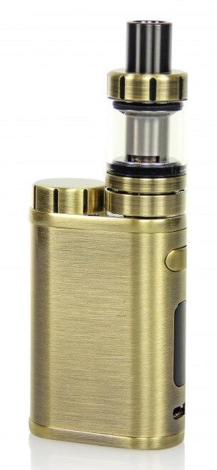 SC iStick Pico E-Zigaretten Set - gebürsteter Stahl