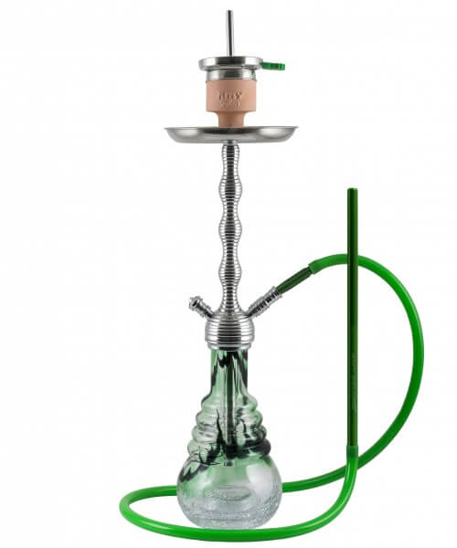 Amy Deluxe Zuri Line Klick II (RS Silber / Farbe Grün)