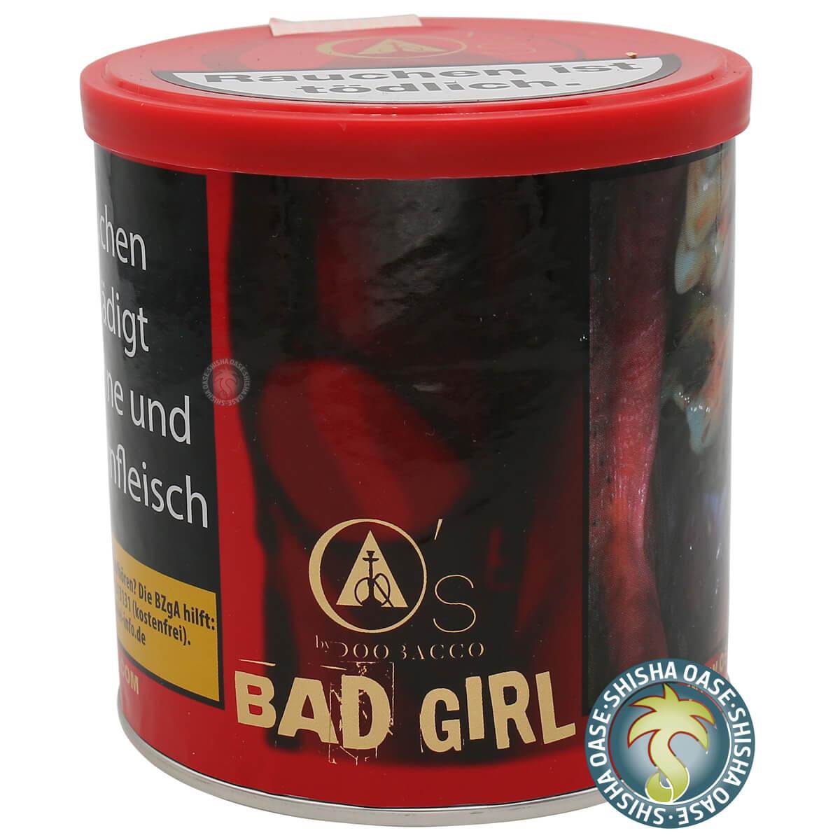 Os Tabak Red Line Bad Girl 200g