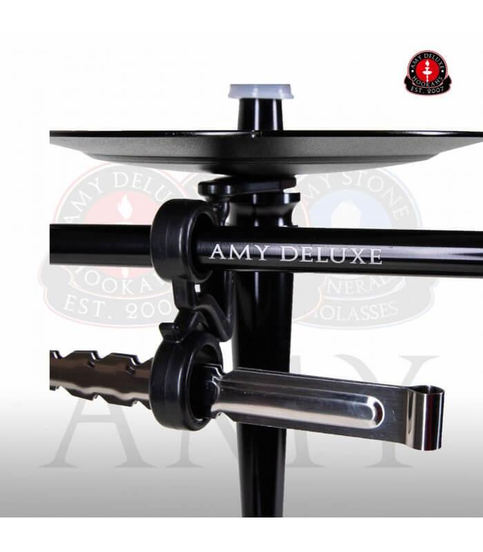 Amy Alu Deluxe Klick S 066 (RS Schwarz / Farbe Schwarz) XXL Set