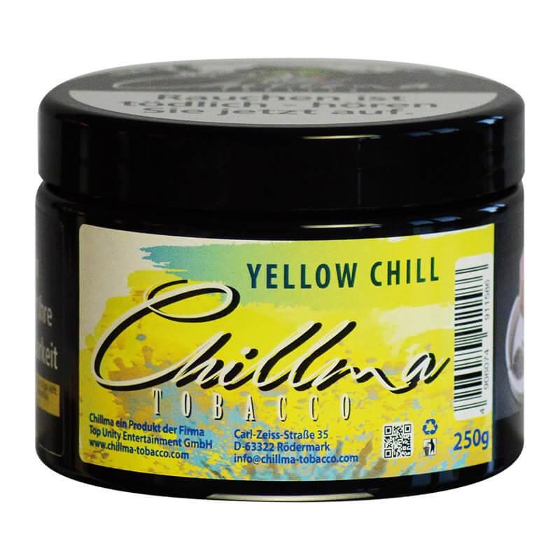 Chillma Tobacco Yellow Chill 250g