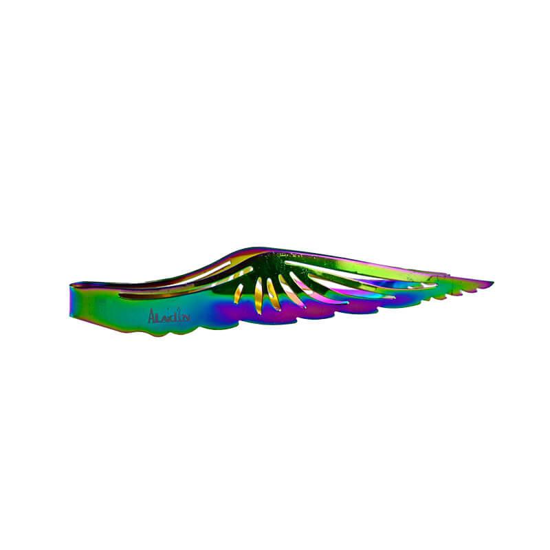 Kohlezange Wing | Rainbow