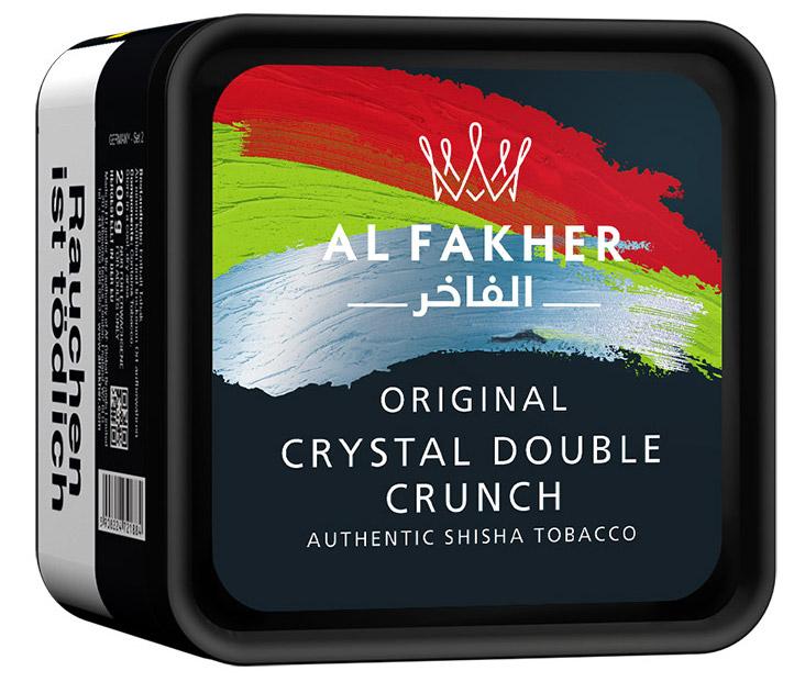 Al Fakher Tabak Crystal Double Crunch 1kg
