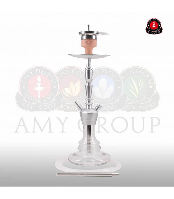 Amy Alu-X Klick S 064 (RS Silber / Farbe Transparent)