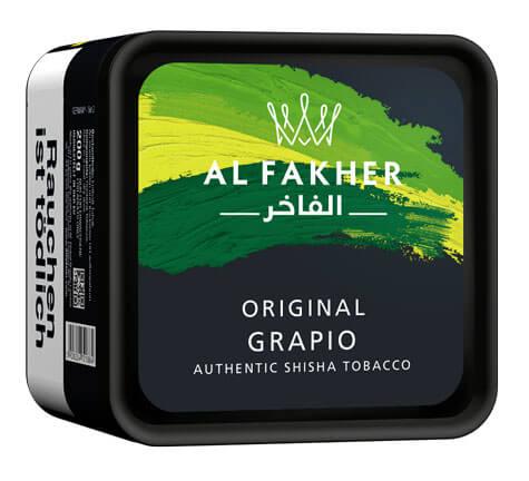 Al Fakher Tabak Grapio - 1kg