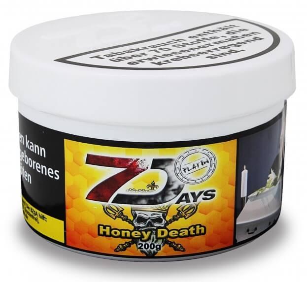 7 Days Platin Tabak - Honey Death 200g