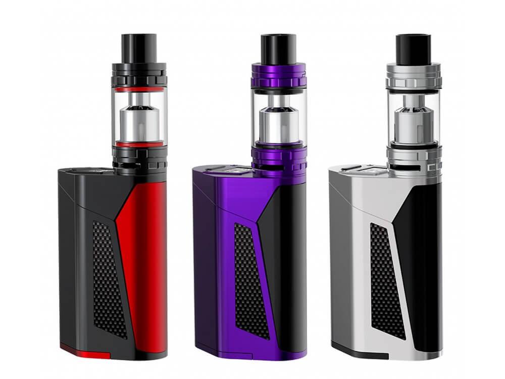 Steamax GX350 E-Zigaretten Set - Schwarz-Rot