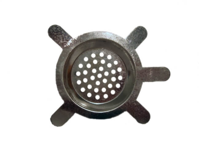 Kohlesieb für Wasserpfeife - Metallsieb