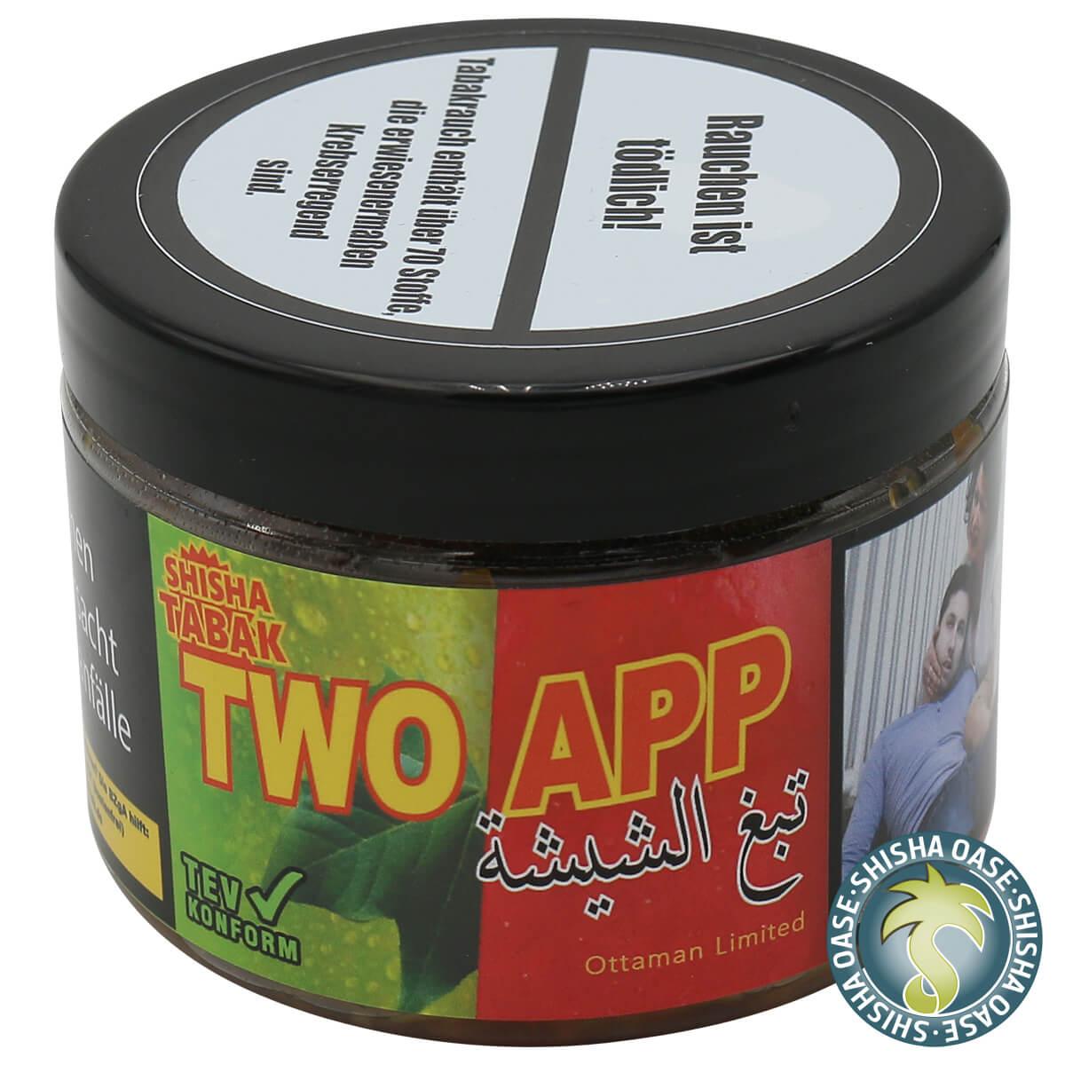 Ottaman Tabak Two App 50g
