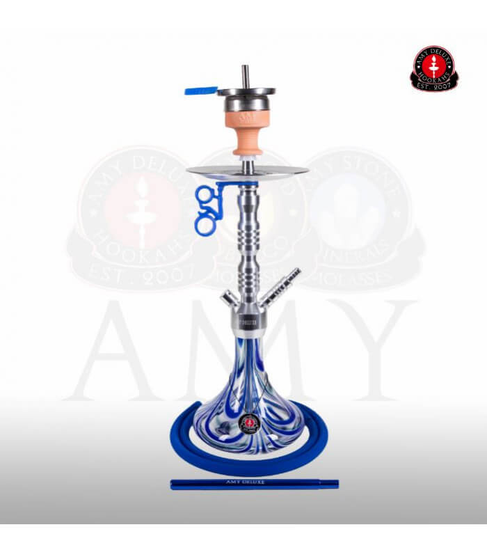 Amy Alu Sierra Klick S 073 (RS Silber / Farbe Blau)
