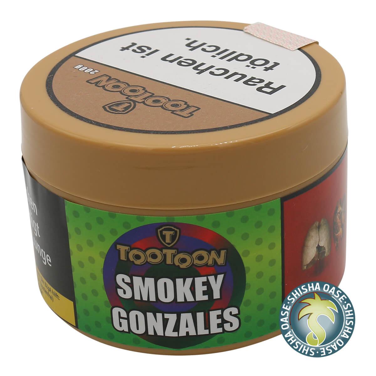 Too Toon Tabak 200g | Smokey Gonzalez