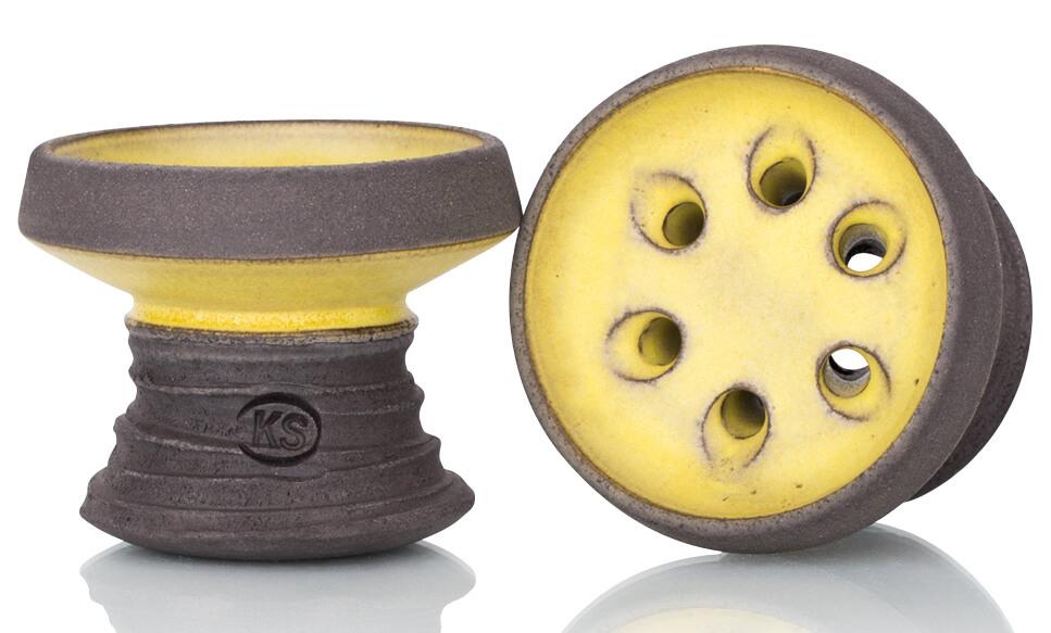 KS APPO Mini B Steinkopf | Yellow