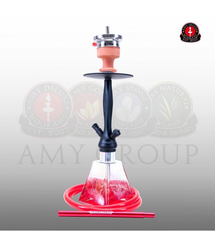Amy Deluxe I need you Rainbow Klick II (RS Schwarz / Farbe Rot