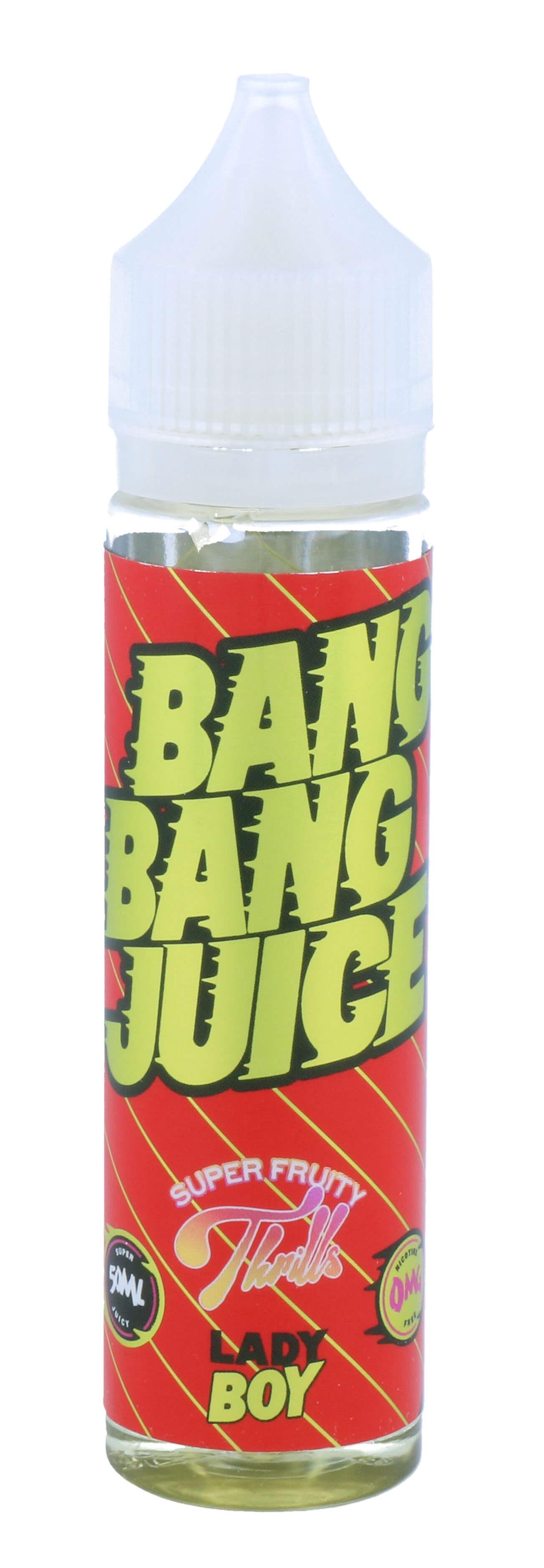 Bang Bang Juice - Ladyboy - 50ml - 0mg/ml