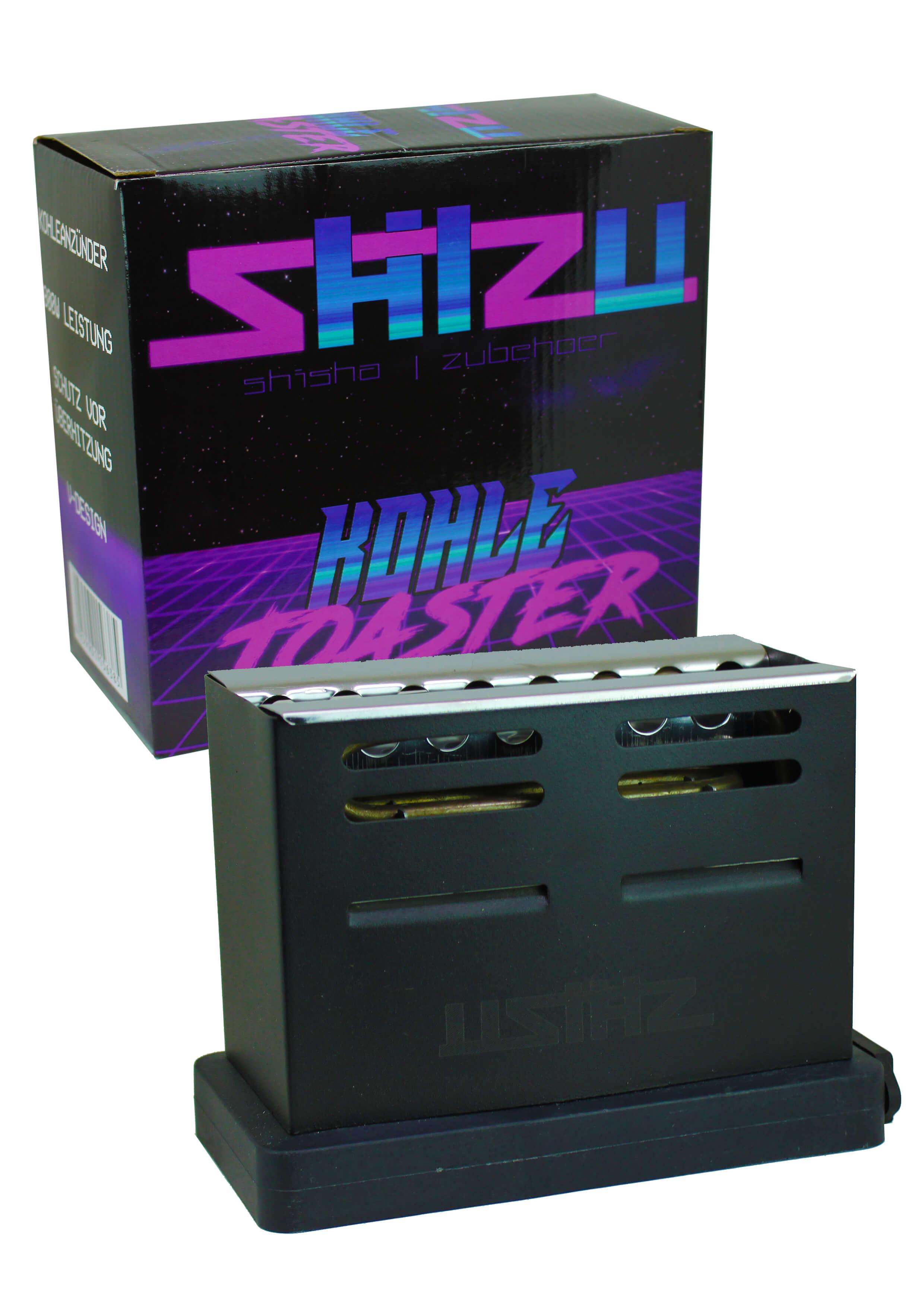 ShiZu - Kohle Toaster | elektrisch
