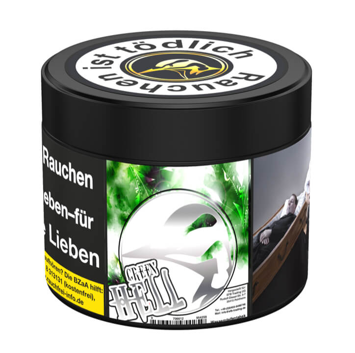 Stahl Specht Tabak Green Hell 200g