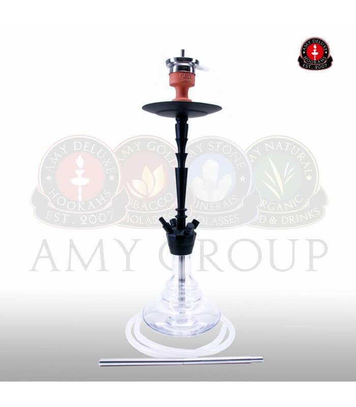 Amy Alu-X Klick 065 (RS Schwarz / Farbe Transparent)