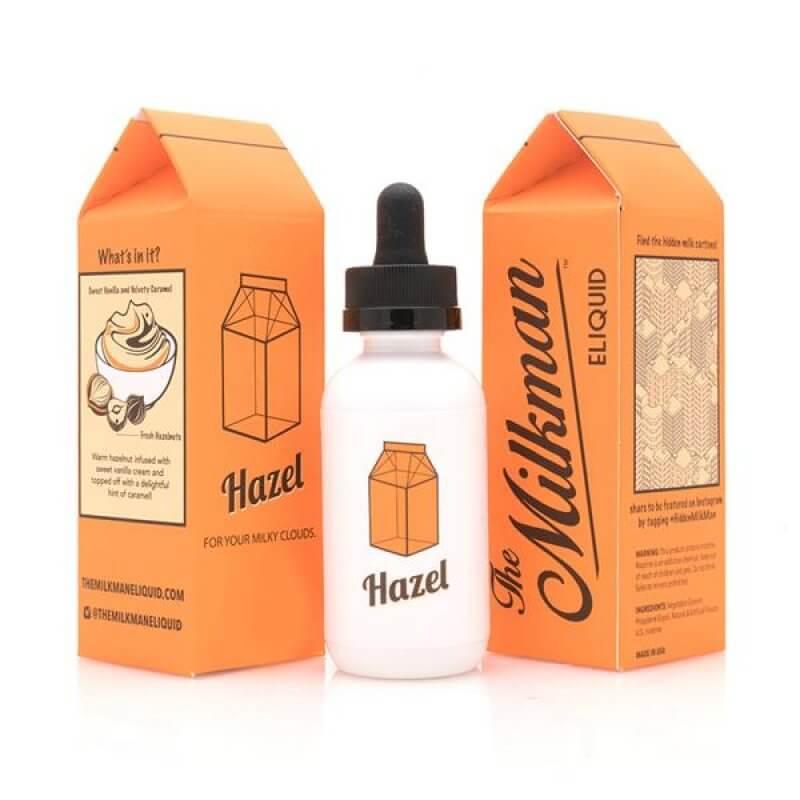 The Milkman - Hazel 50ml - 0 mg/ml