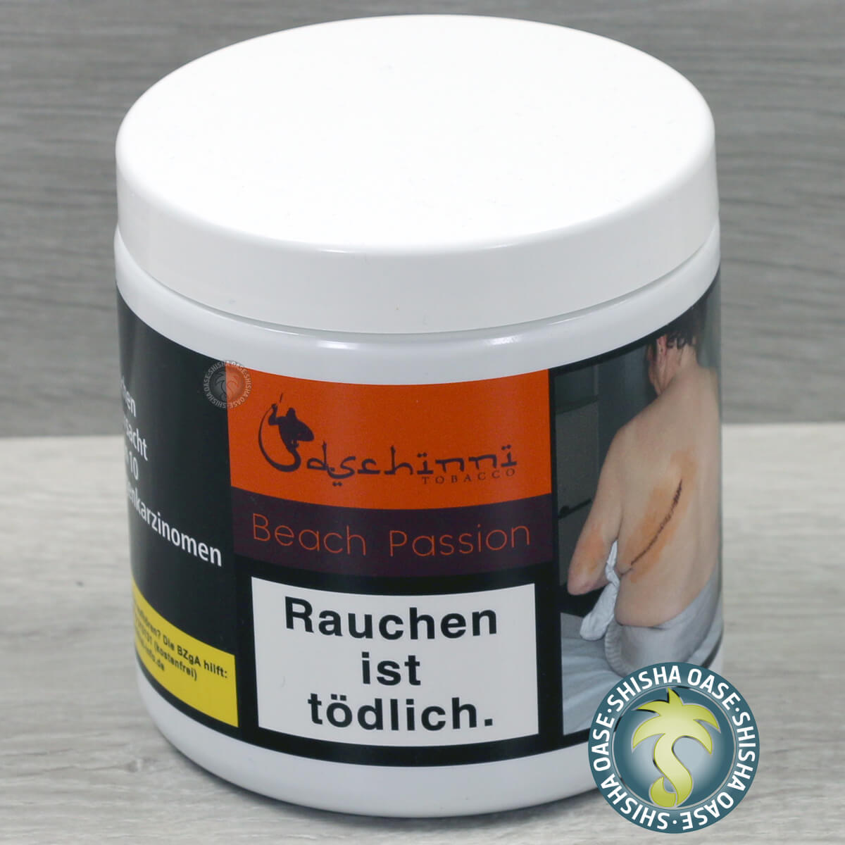 Dschinni Tobacco - Beach Passion 200g