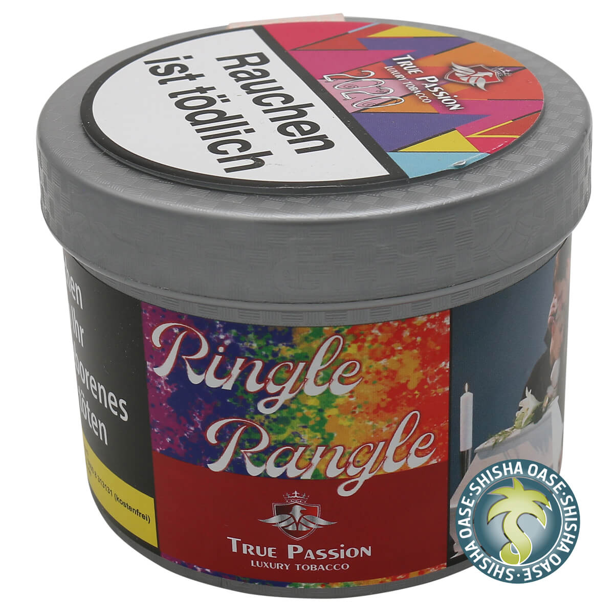 True Passion Tabak 200g Dose | Ringle Rangle