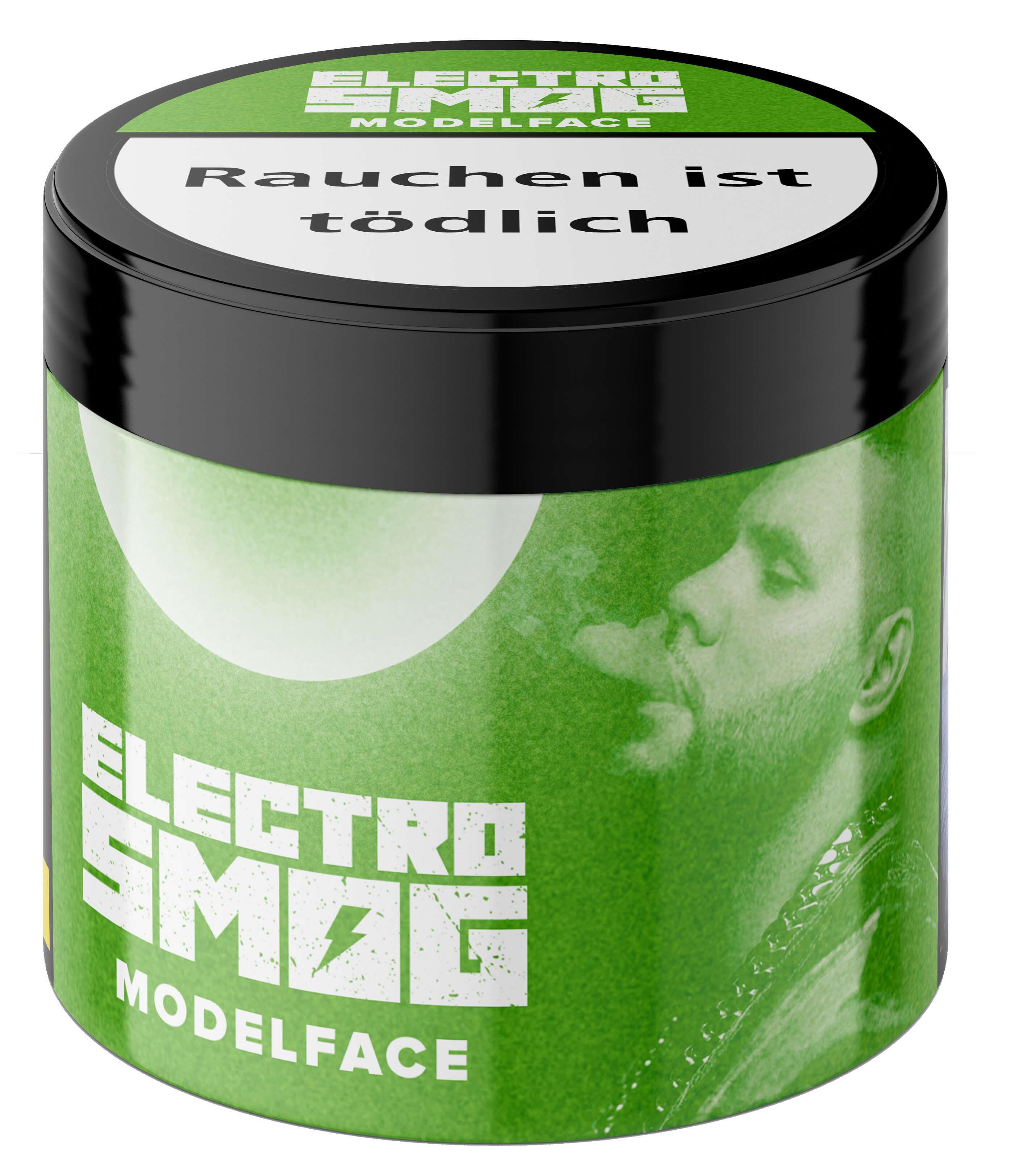 Electro Smog Tabak Model Face 200g