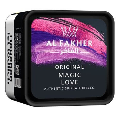 Al Fakher Tabak Magic Love 200g