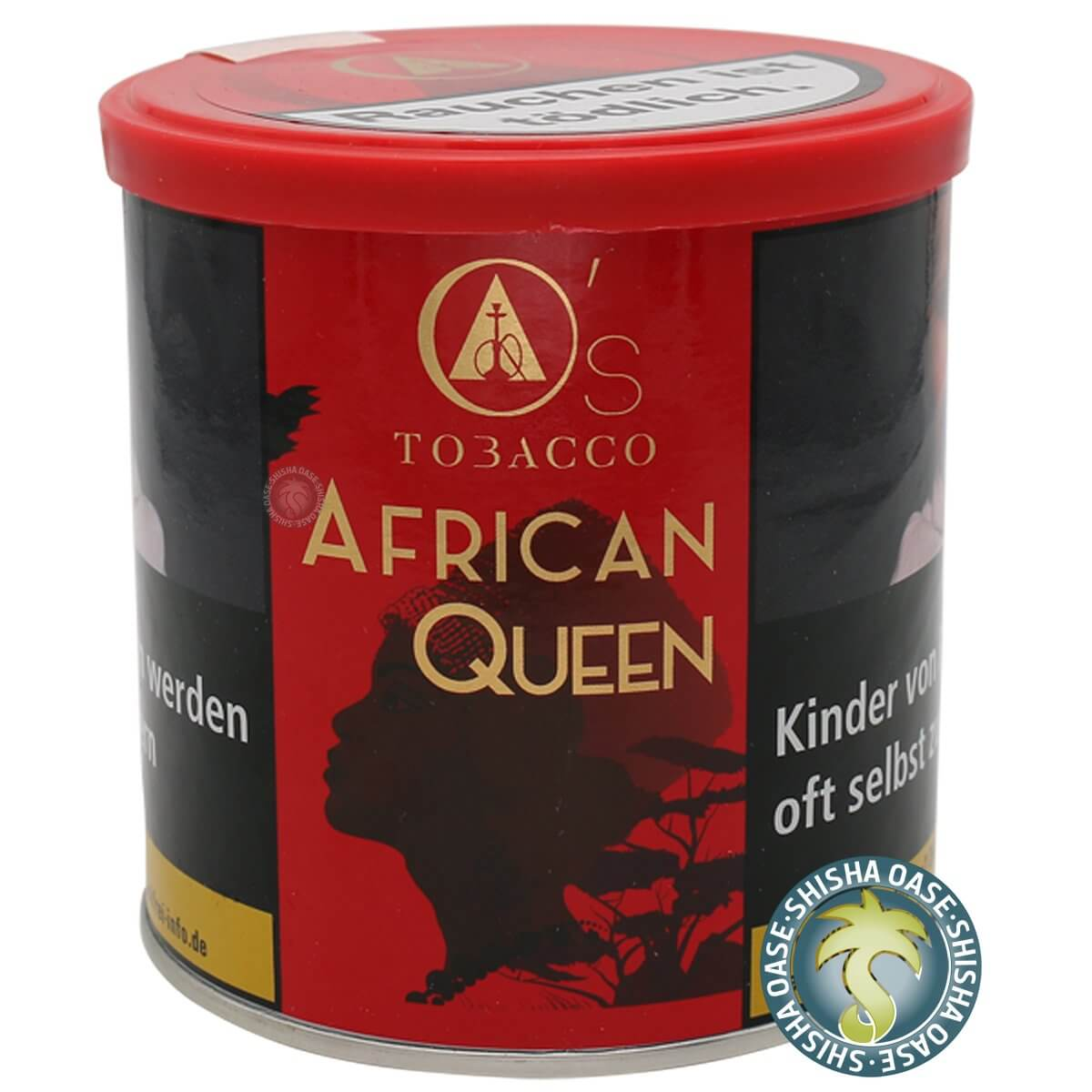 Os Tabak Red Line African Queen 200g