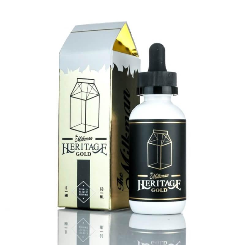 The Milkman - Heritage Gold 50 ml - 0 mg/ml