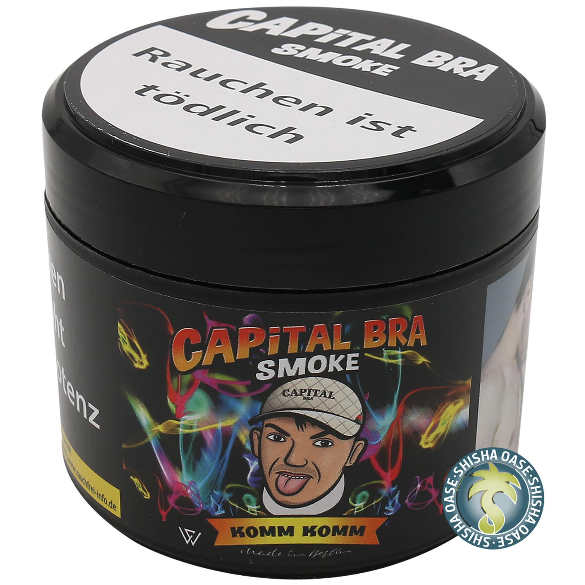 Capital Bra Tabak | Komm Komm 200g