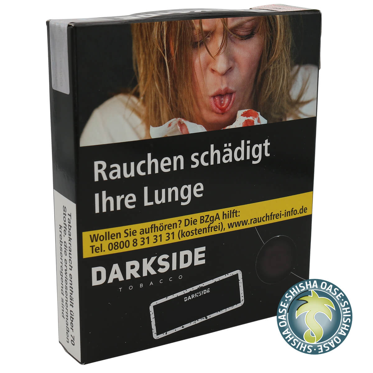 Darkside Tabak Base | Generis Rasperry 200g